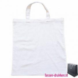 Katoenen draagtas gekleurd bedrukken wit, katoenen tas bedrukt, bedrukte katoenen tassen, goedkope katoenen tassen
