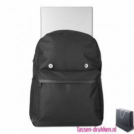 Laptop rugtas 17 inch bedrukken stoer, laptoptas bedrukken, laptoptas bedrukt, bedrukte laptoptas met logo