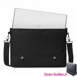 Laptoptas 15 inch zware kwaliteit bedrukken goedkoop, laptoptas bedrukken, laptoptas bedrukt, bedrukte laptoptas met logo