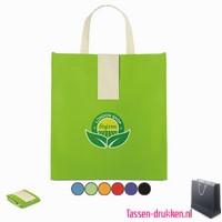Non woven boodschappentas opvouwbaar bedrukken bedrukte Non woven tas, goedkope Non woven tas met logo