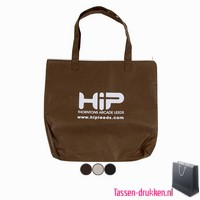 Non woven tas shopper bedrukken, Non woven tas bedrukt, bedrukte Non woven tas, goedkope Non woven tas met logo