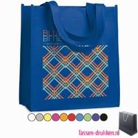 Non woven tasje goedkoop bedrukken bedrukte Non woven tas, goedkope Non woven tas met logo
