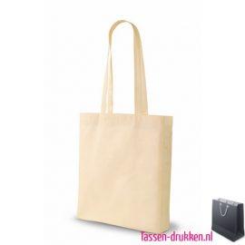 Non woven tassen bedrukken naturel, bedrukte Non woven tas, goedkope Non woven tas met logo